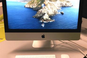 Usato APPLE IMAC Schermo Display Retina 4K da 21,5″ fine 2015