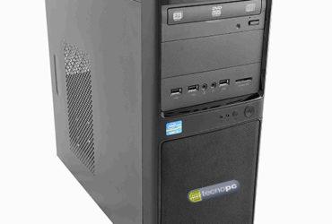 PC AMD R3-3200G 3.60GHZ 8GB SSD256GB VEGA8 WIN 10 PRO A320 DVD HDMI/DVI 3Y